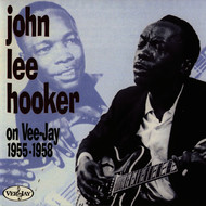 John Lee Hooker - John Lee Hooker - On Vee-Jay 1955-1958