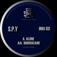 S.P.Y. - Alone / Hurricane