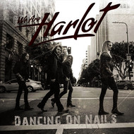 Albumcover We Are Harlot - Dancing On Nails