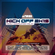 Albumcover Various Artists - Amber Recordings - Kick Off 2015
