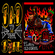 Albumcover Various Artists - Bad To The Bone - The Best Swedish Rockabilly Bands Plays Old School Punk