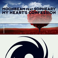 Albumcover Moonbeam featuring Sopheary - My Heart's Confession