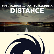Albumcover Ryan Farish featuring Coury Palermo - Distance