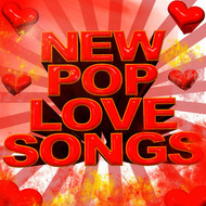 Albumcover Various Artists - New Pop Love Songs
