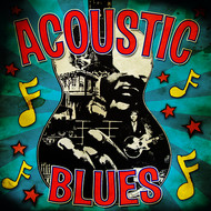Albumcover Various Artists - Acoustic Blues