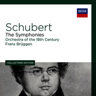 Frans Brüggen / Orchestra Of The 18th Century - Schubert: The Symphonies