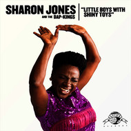 Albumcover Sharon Jones and The Dap-Kings - Little Boys with Shiny Toys