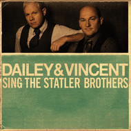 Albumcover Dailey & Vincent - Dailey & Vincent Sing The Statler Brothers