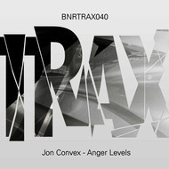 Jon Convex - Anger Levels