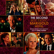 Albumcover Thomas Newman - The Second Best Exotic Marigold Hotel (Original Motion Picture Soundtrack)