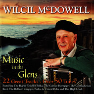 Albumcover Wilcil McDowell - Music in the Glens
