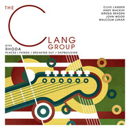 Albumcover The Clang Group - The Clang Group EP