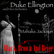 Albumcover Duke Ellington - Black, Brown and Beige