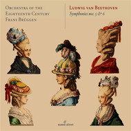 Orchestra Of The 18th Century - Beethoven: Symphonies Nos. 5 & 6