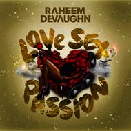 Albumcover Raheem Devaughn - Love Sex Passion