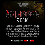 Various Artists - Squeeze Riddim