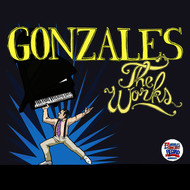 "Albumcover Gonzales - Le Guinness World Record ""The Works"""