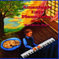 Kevin G. Pace - Amazingly Easy Piano Solos: Book 1