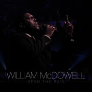 Albumcover William McDowell - Send The Rain - Single