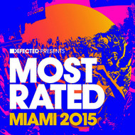 Albumcover Various Artists - Defected Presents Most Rated Miami 2015