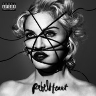 Albumcover Madonna - Rebel Heart (Explicit)