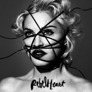 Albumcover Madonna - Rebel Heart