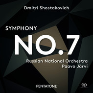 Russian National Orchestra - Shostakovich: Symphony No. 7 in C Major, Op. 60