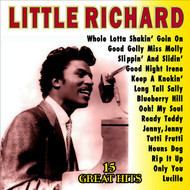 Little Richard - 15 Great Hits