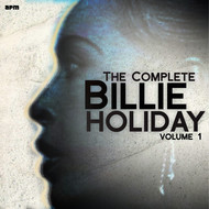 Albumcover Billie Holiday - The Complete Billie Holiday, Vol. 1