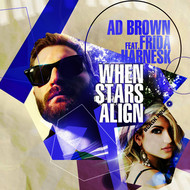 Albumcover Ad Brown and Frida Harnesk - When Stars Align