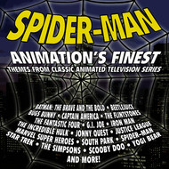 Dominik Hauser - Spider-man: Animation's Finest - Music From Classic Animated Television Series