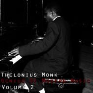 Albumcover Thelonious Monk - Genius of Modern Music, Vol, 2
