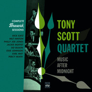 Tony Scott - Tony Scott Quartet. Complete Brunswick Sessions 1953