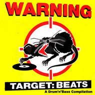 Albumcover Various Artists - Warning - Target: Beats - A Drum'n'Bass Compilation