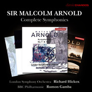 Richard Hickox - Arnold: Complete Symphonies