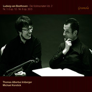 Thomas Albertus Irnberger - Beethoven: The Violin Sonatas, Vol. 2