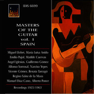 Various Artists - Masters of the Guitar, Vol. 1: Spain