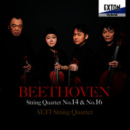Alti String Quartet - Beethoven: String Quartet No. 14 & No. 16