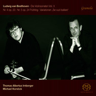 Thomas Albertus Irnberger - Beethoven: The Violin Sonatas, Vol. 3