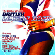 Various Artists - The Best of Original British Lovers Rock