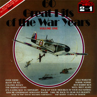 Concert Band, Chorus of the R.A.A.F. - 60 Great Hits of the War Years, Vol. 1