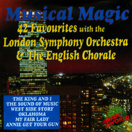 The London Symphony Orchestra, The English Chorale, Conducted by Peter Knight - Musical Magic