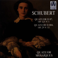 Quatuor mosaïques - Schubert: String Quartets Nos. 10 and 13