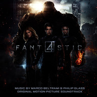 Marco Beltrami & Philip Glass - The Fantastic Four (Original Motion Picture Soundtrack)