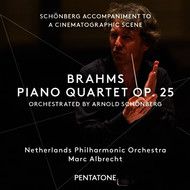 Netherlands Philharmonic Orchestra - Brahms: Piano Quartet No. 1 in G Minor, Op. 25 (Orch. A. Schoenberg) - Schoenberg: Accompaniment to a Cinematographic Scene, Op. 34