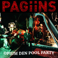 Pagiins - Open Up Your Mind - Single