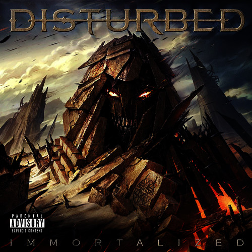 Disturbed: Immortalized (Explicit) By Disturbed: MP3 Download