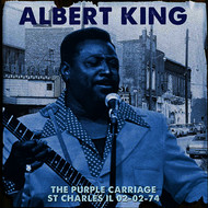 Albert King - The Purple Carriage, St. Charles, IL 02-02-74 (Live FM Radio Concert In Superb Fidelity - Remastere
