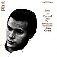 Glenn Gould - Bach: The Two and Three Part Inventions, BWV 772-801 - Gould Remastered