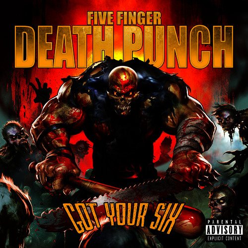 Got Your Six (Explicit) by Five Finger Death Punch: MP3 Download ...